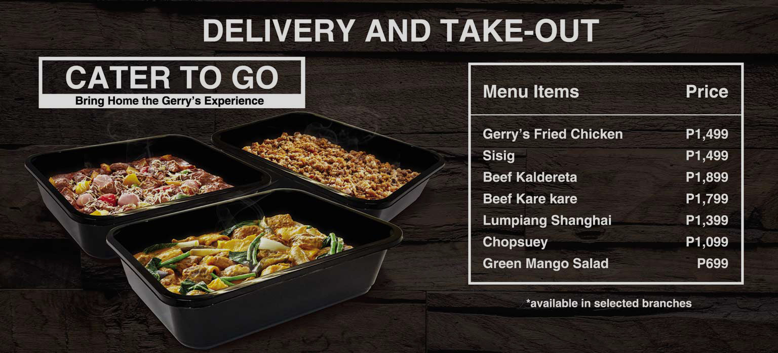 Food Delivery Baliuag